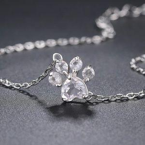 ❤️ Natural Clear Quartz & Silver Bracelets 3800775